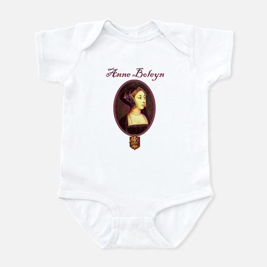 Anne Boleyn - Woman Infant Bodysuit