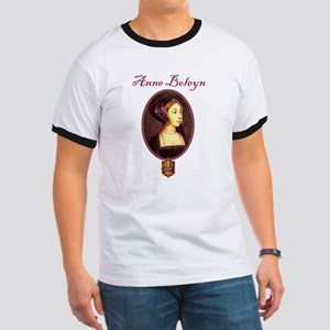Anne Boleyn - Woman Ringer T