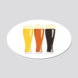 Beer Variety Wall Decal