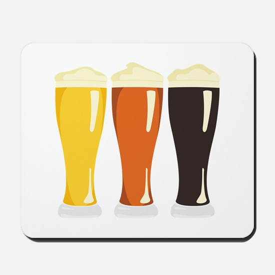 Beer Variety Mousepad