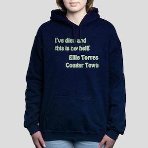 I'VE DIED AND... Hooded Sweatshirt