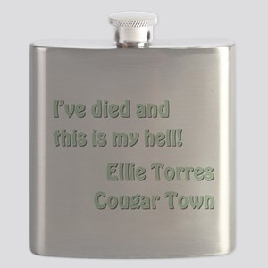 I'VE DIED AND... Flask