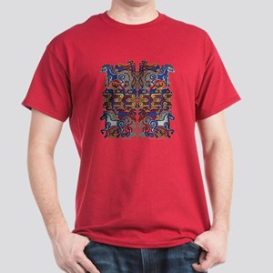 Rhiannon's Birds T-Shirt Dark Colors