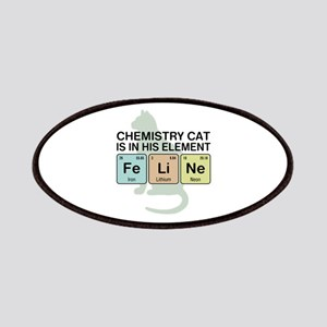 Chemistry Cat Patches