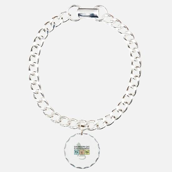 Chemistry Cat Bracelet