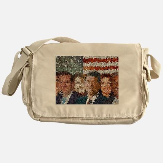 Conservative Americans Messenger Bag