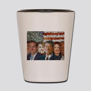 Conservative Americans Shot Glass