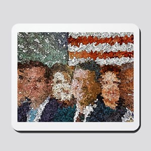 Conservative Americans Mousepad