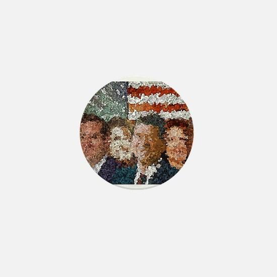 Conservative Americans Mini Button