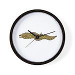 Jewel Moray Eel Wall Clock