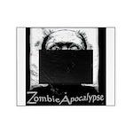 Zombie Apocalypse Picture Frame