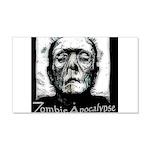 Zombie Apocalypse Wall Decal