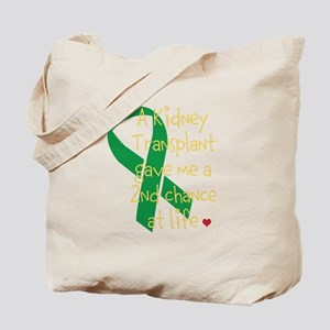 2nd Chance At Life (Kidney) Tote Bag