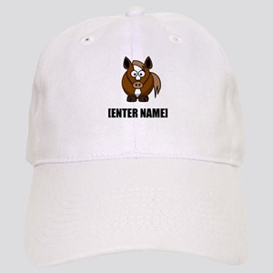 Horse Personalize It! Baseball Cap