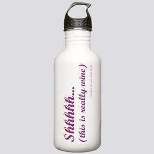 Shhh... this is really wine Stein Stainless Water