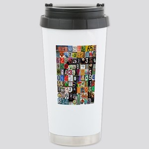 Places Of Pi Travel Mug