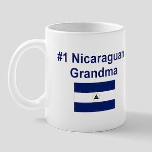 Nicaragua #1 Grandma Mug