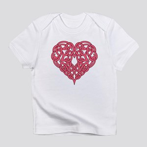 CELTIC HEART-PINK Infant T-Shirt