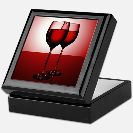 WINE IS... Keepsake Box