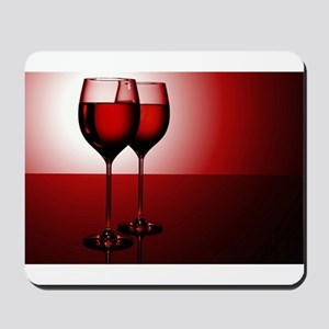 WINE IS... Mousepad