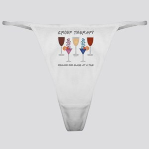 GROUP THERAPY Classic Thong