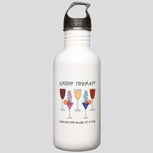 GROUP THERAPY Stainless Water Bottle 1.0L