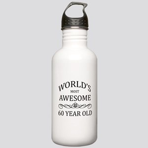 World's Most Awesome 60 Year Old Stainless Water B