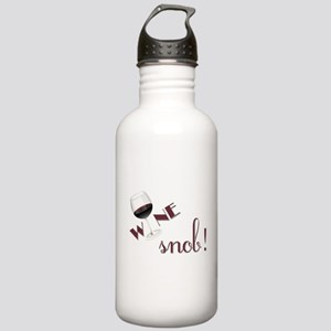 WINE SNOB Stainless Water Bottle 1.0L