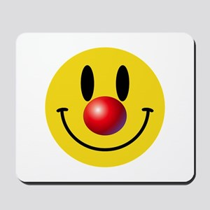 Clown Face Mousepad