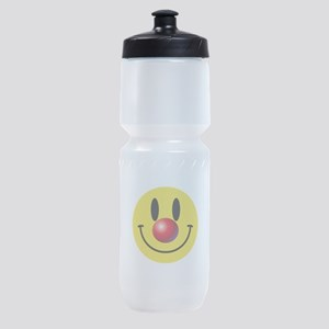 Clown Face Sports Bottle