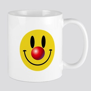 Clown Face Mugs
