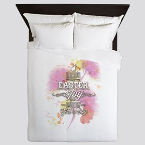 Loads Of Easter Joy Queen Duvet