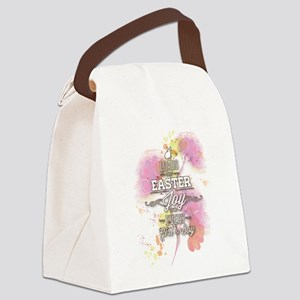 Loads Of Easter Joy Canvas Lunch Bag
