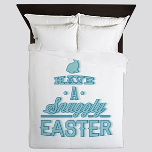 Have A Snuggly Easter Queen Duvet