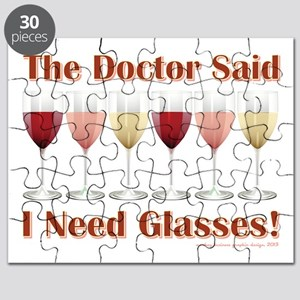 THE DOCTOR SAID... Puzzle