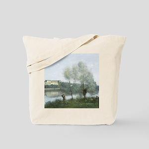 Jean-Baptiste-Camille Corot - Ville-d'Avr Tote Bag