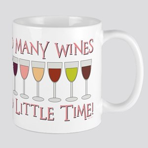 SO MANY WINES... Mug
