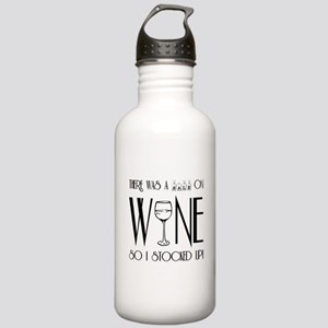 SALE ON WINE Stainless Water Bottle 1.0L
