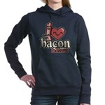 Dont Go Bacon My Heart Hooded Sweatshirt