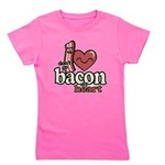 Dont Go Bacon My Heart Girl's Tee