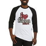 Dont Go Bacon My Heart Baseball Jersey