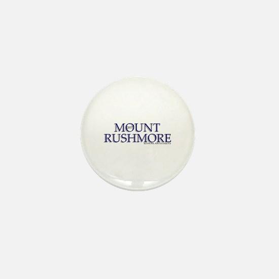Rushmore Mini Button