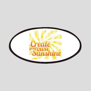 Create Sunshine Patches