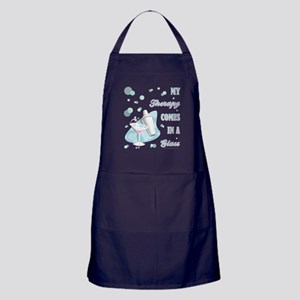 MY THERAPY... Apron (dark)