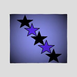 Art of Star Throw Blanket