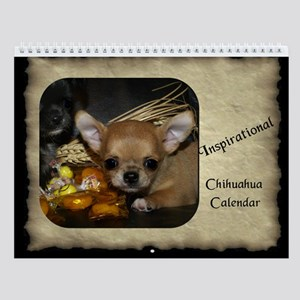 Chihuahua Wall Calendar (2007 Photos)