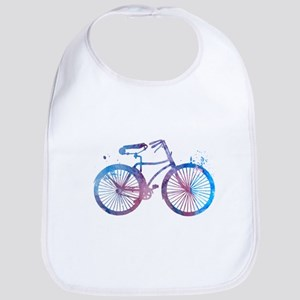 Bicycle Baby Bib