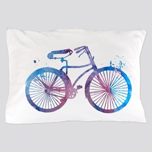 Bicycle Pillow Case