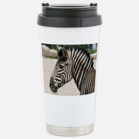 Zebra021 Stainless Steel Travel Mug