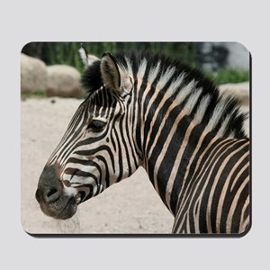 Zebra021 Mousepad